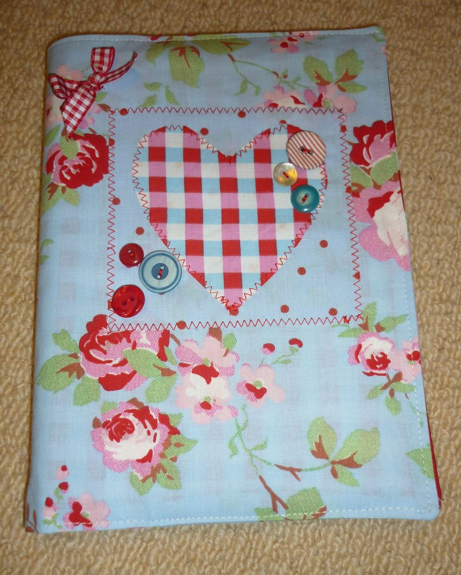 Book Cover With Fabric ~ Fabric book cover crafting d b pinterest