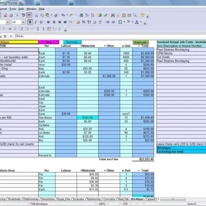 New Spreadsheet Software Business Templates Pinterest Software - roi spreadsheet