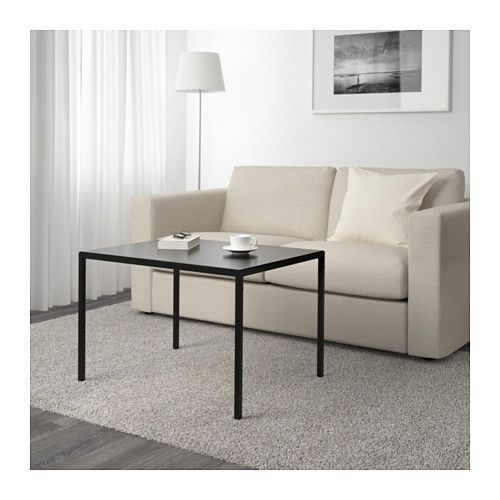 Coffee Table W Reversible Table Top White Gray 29 1 2x23 5 8x19