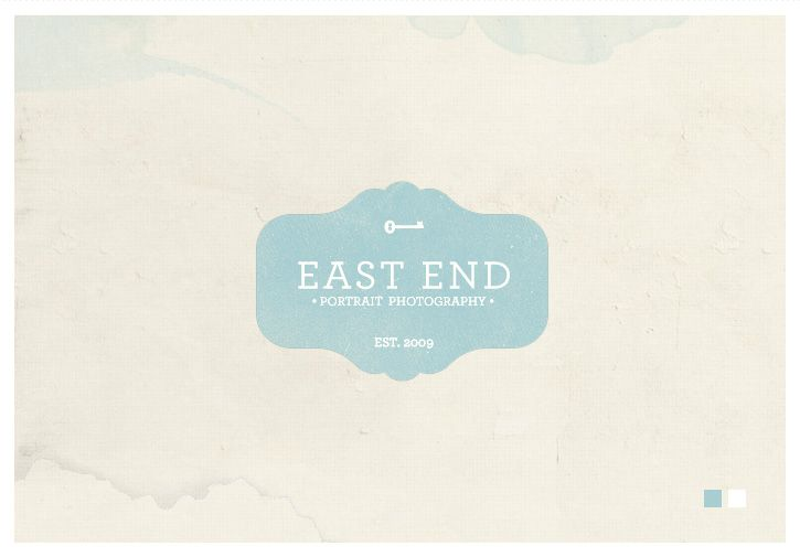 East End Portrait Photography | Ribbons of Red – Custom Design for the Savvy Photographer