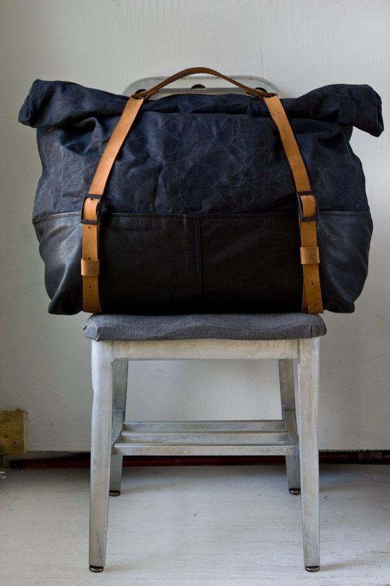 Weekender Bag Backpack By Awlsnap