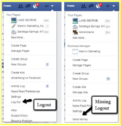 How Do I Get To Settings On My Facebook Page