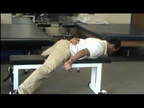 Shoulder Pain Exercises – Strengthen Scapular Stabilizers  http://www.tridoshawellness.com/shoulder-pain-exercises-strengthen-scapular-stabilizers/  http://www.facebook.com/TridoshaWellness