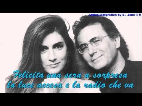 Albano Carrisi Romina Power Felicita With Lyric S Hd