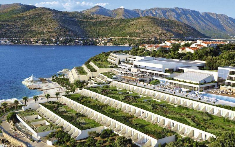 Valamar Dubrovnik President Hotel Croatia Beach Croatia Cool Places To Visit