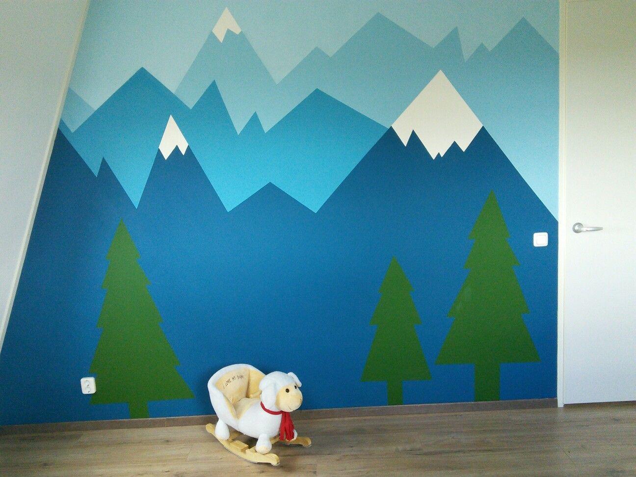 Kinderkamer Kinderkamer Thema : Leuk kinderkamer thema dieren of bos passie wonen