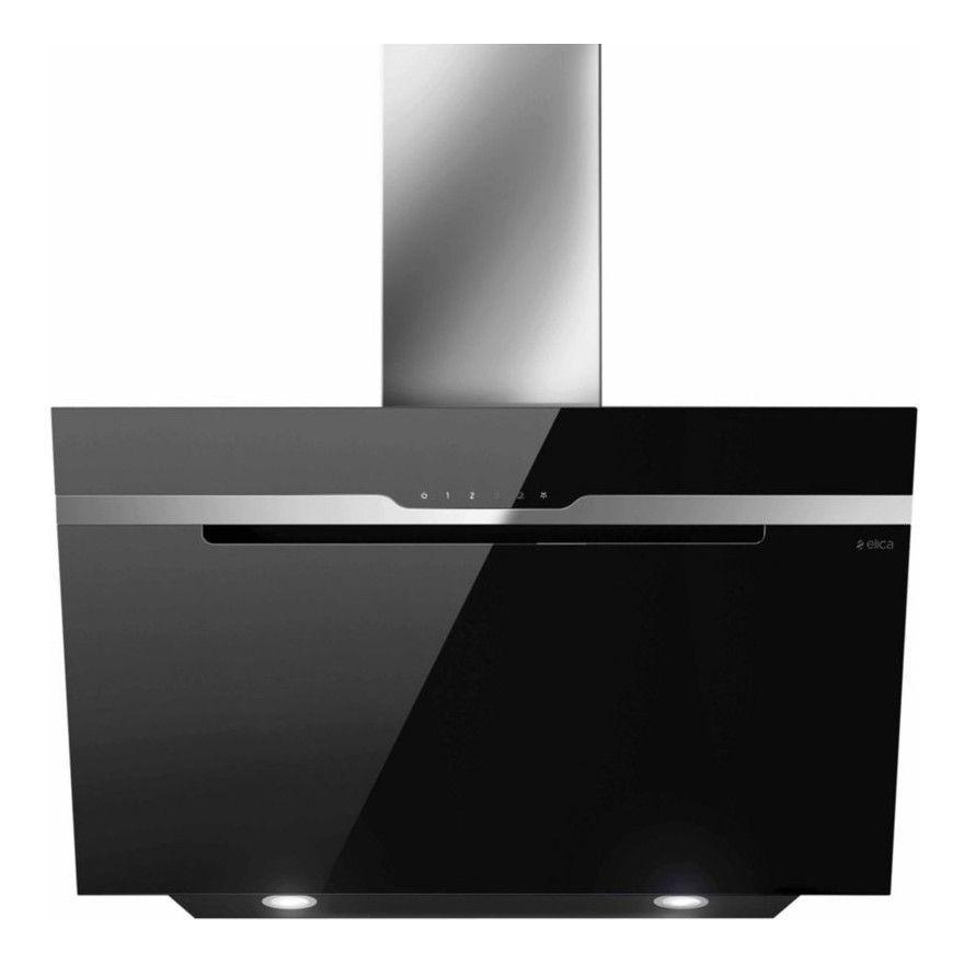 decorative hood 90cm 585m3 / h black - nk36m7070vbur - samsung