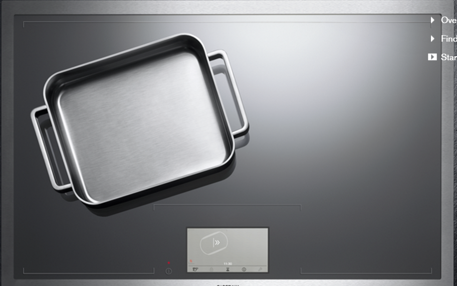 Zoneless Induction Cooktops Comparison Thermador Freedom Vs Gaggenau Cx 480 Induction Cooktop Thermador Gaggenau