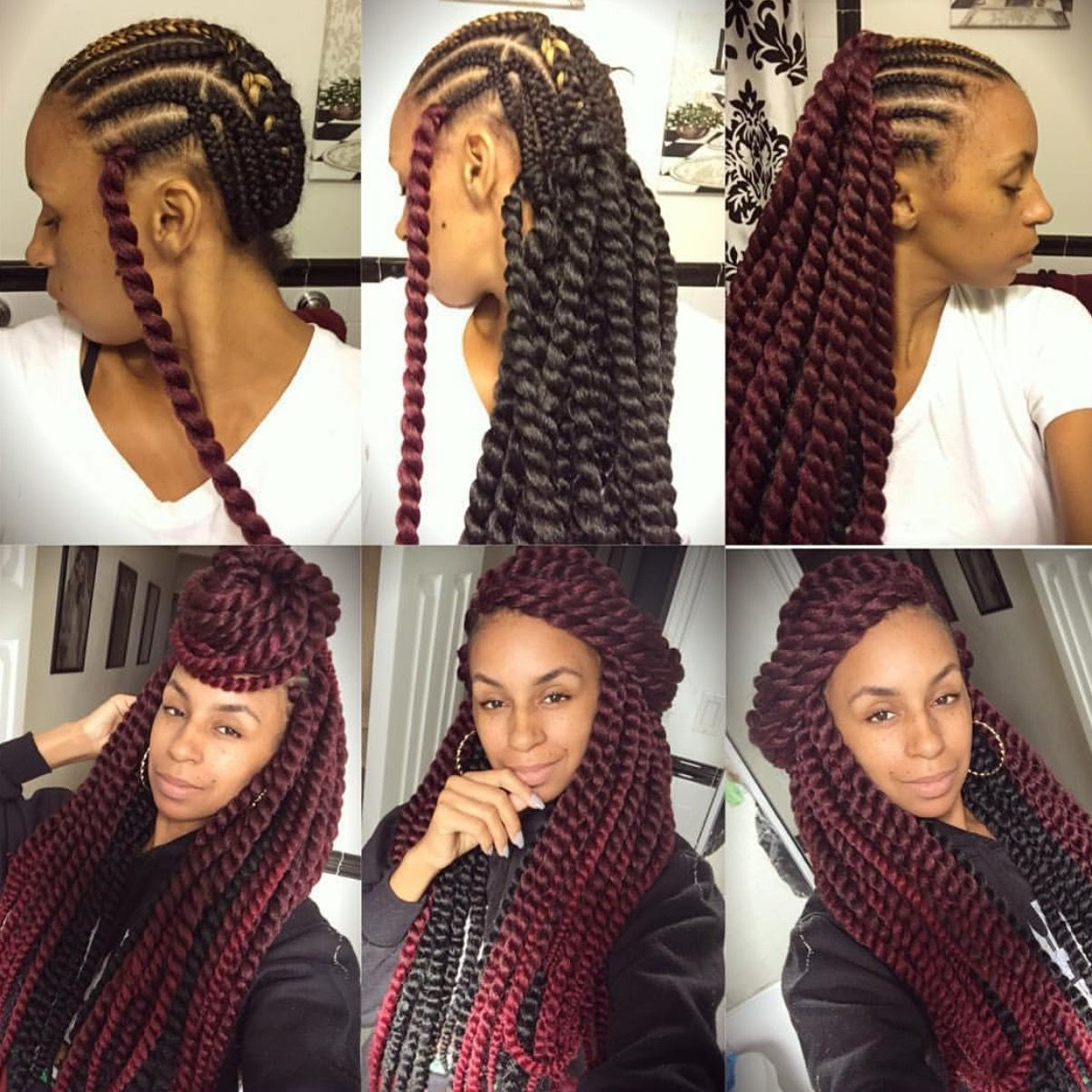 Protective Hairstyles For The Fall Natural Hair Styles Protective Hairstyles For Natural Hair Crochet Hair Extensions