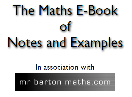 Gcse maths revision notes on mrbartonmaths gcse pinterest gcse gcse maths revision notes on mrbartonmaths fandeluxe Images