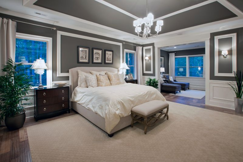 North Carolina Luxury New Homes For Sale By Toll Brothers Large Master Bedroom Ideas Luxurious Bedrooms Huge Bedrooms