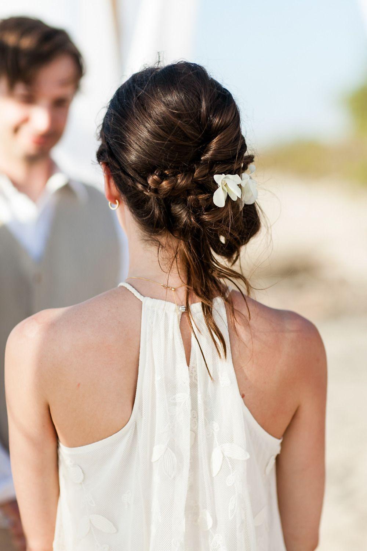 Costa Rica Destination Wedding Hairdo Wedding Wedding Hair And Makeup Hair Styles