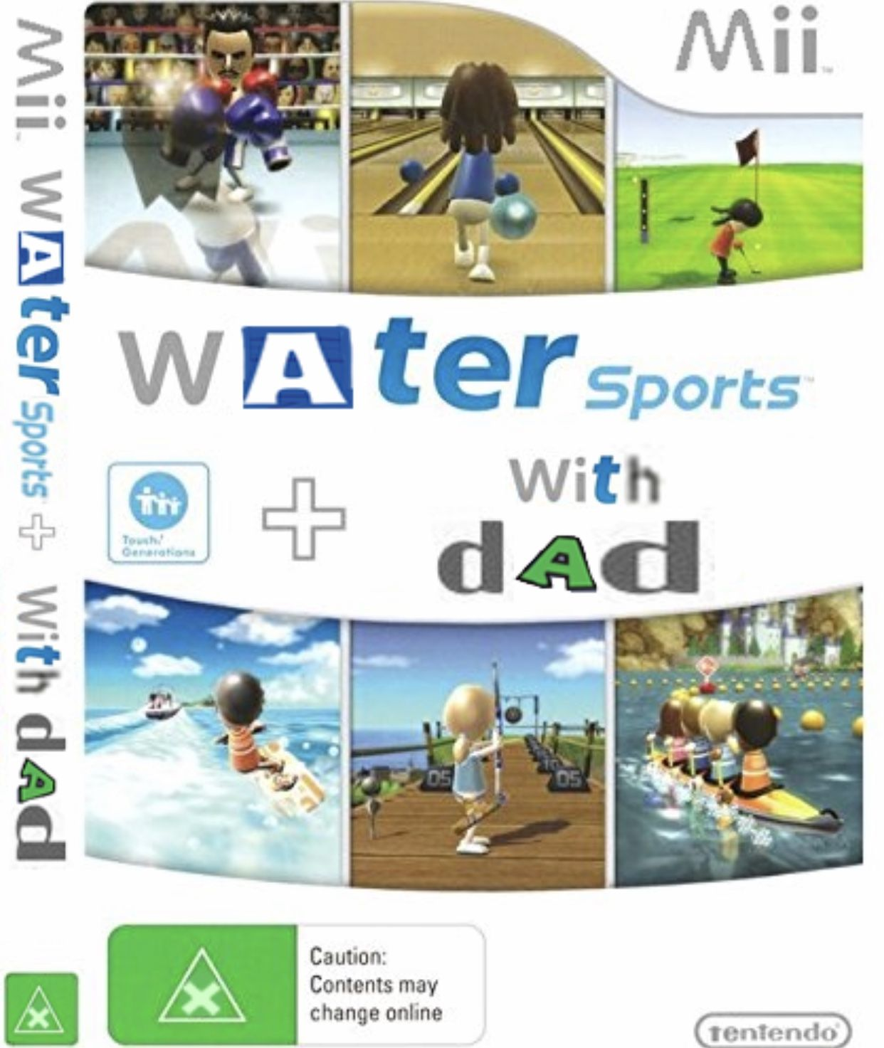 Pin by Aidan Moore on Wii Wii sports, Wii sports resort