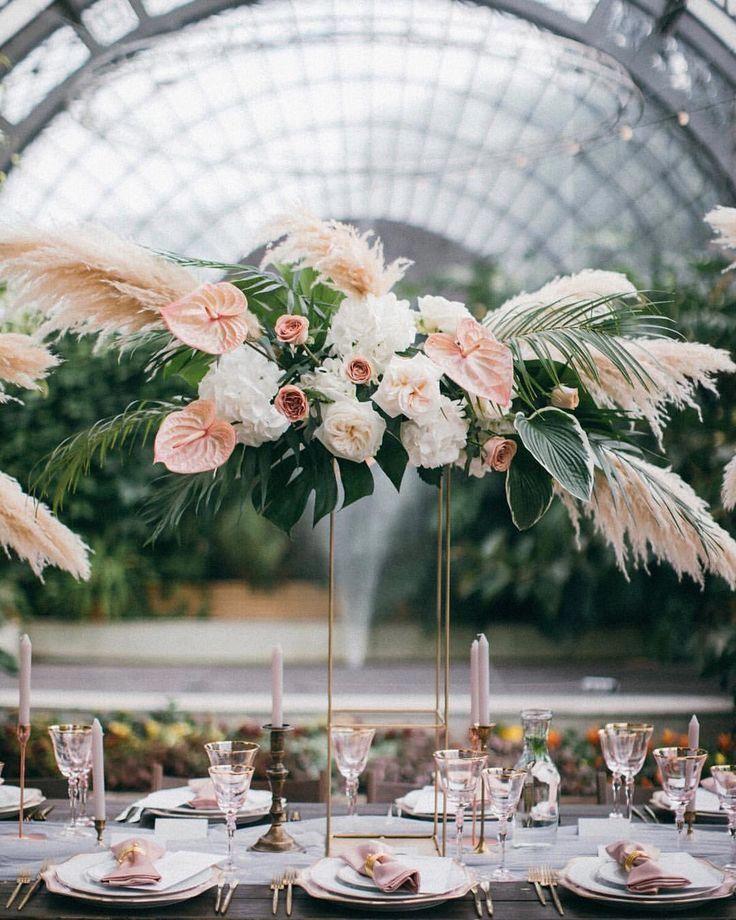 Beautiful Wedding Reception Decoration Ideas