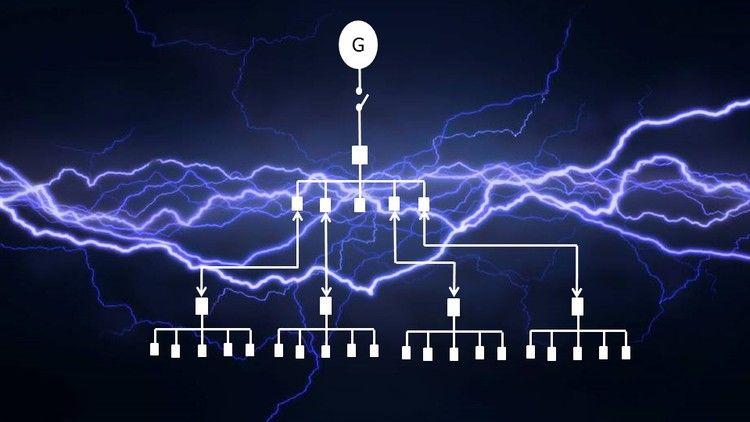 Construction site electrical system design best udemy