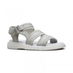 The sleek Effra two strap sandal uses neoprene and tech clip fastening  hardwear coupled with our signature air cushioned sole and welting for a  hit of ...