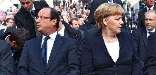Parallel Universes in Paris and Berlin Is the Franco-German Axis Kaput?