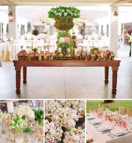 Garden wedding theme decorations like the table to use for the garden wedding theme decorations like the table to use for the favors or wedding cake junglespirit Gallery