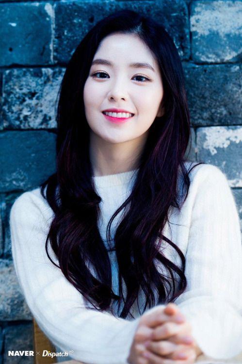 Irene Red Velvet Dispatch Interview Pics Part 1 Kecantikan Beludru Merah Gadis Cantik