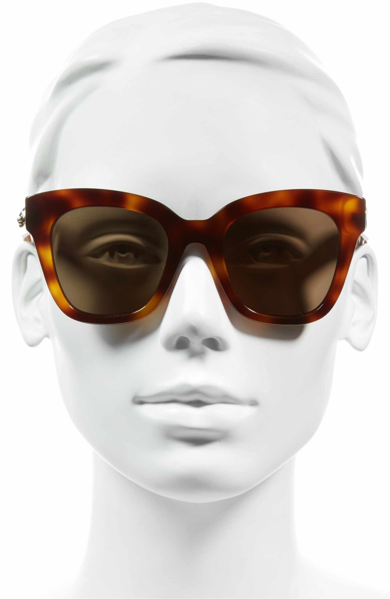 a118a2775 Main Image - Gucci 50mm Cat Eye Sunglasses | sunshades | Cat eye ...
