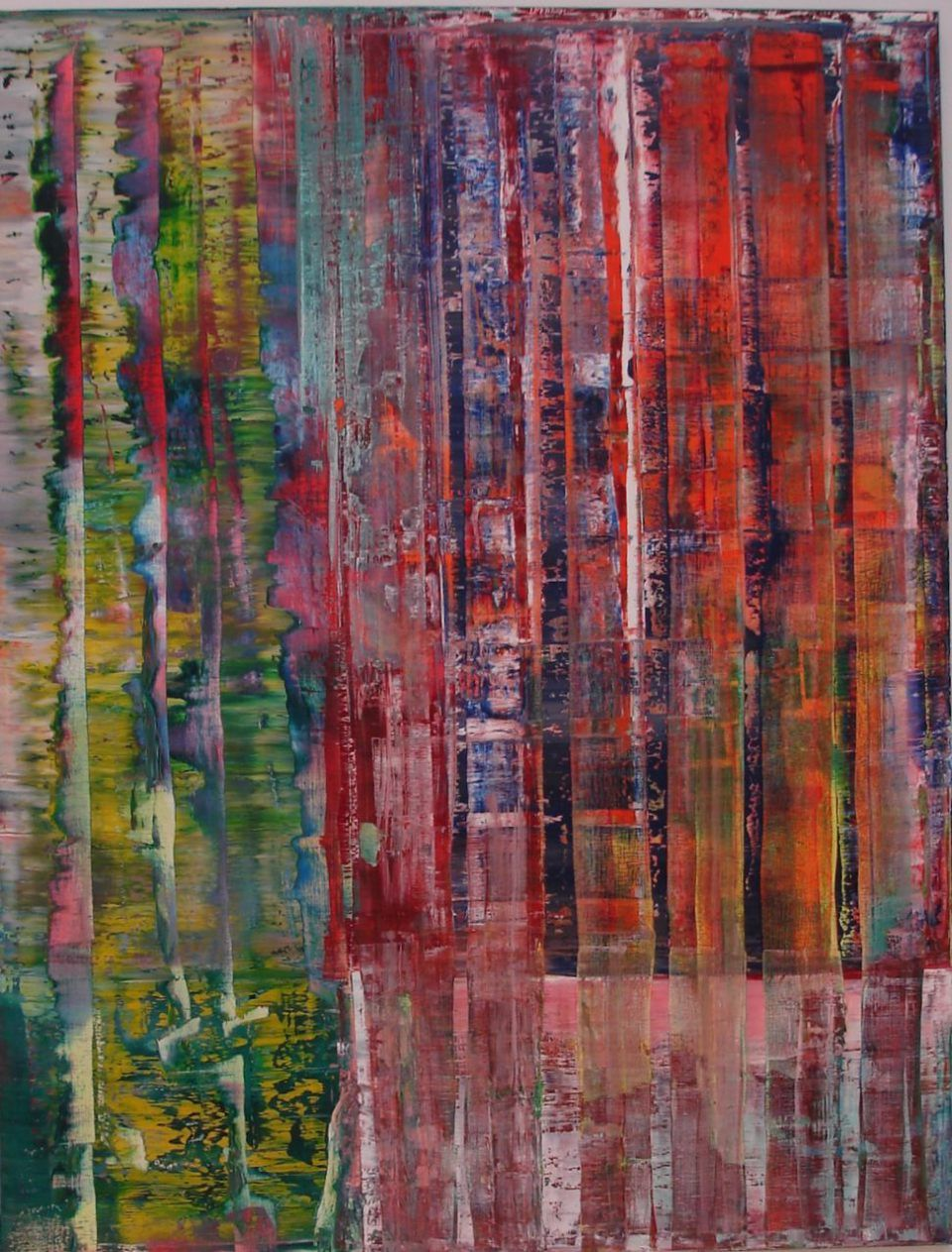 gerhard richter abstrakte bilder malerei abstrakt acrylbilder kaufen kandinsky