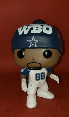 Dez Bryant Funko Pop 69  Vinyl Figurine Dallas Cowboys #88 Beenie No Box #afflink Contains affiliate links. When you click on links to various merchants on this site and make a purchase this can result in this site earning a commission. Affiliate programs and affiliations include but are not limited to the eBay Partner Network. #dezbryant