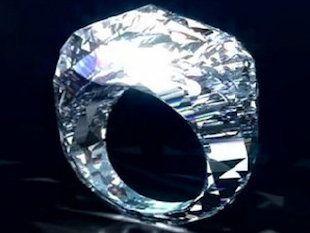 World S First All Diamond 150 Carat Ring Created By Swiss Jeweler Worth 70 Million Diamond Diamond Ring Diamond Jewelry