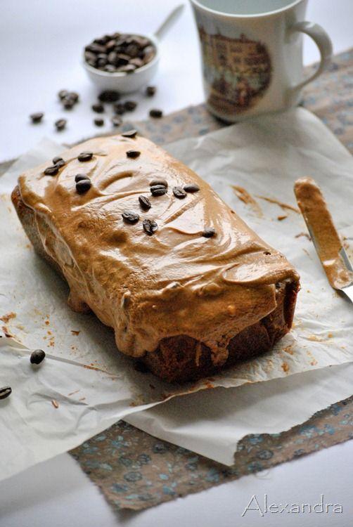 Μα...γυρεύοντας με την Αλεξάνδρα: Κέικ μόκα με γλάσο