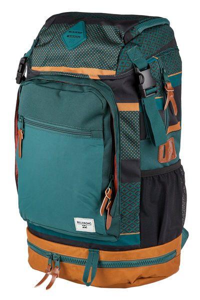 venta minorista 1eb81 ab9a9 Billabong Alpine Rucksack 37L (emerald) | Mochilas ...
