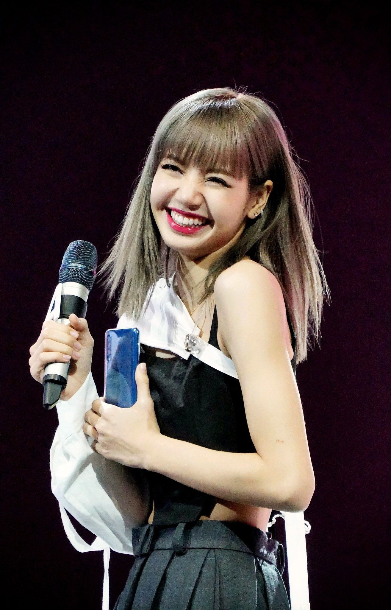 Lisa Samsung Galaxy A Event Lisa Lalisamanoban