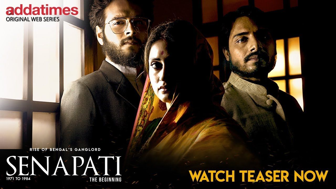 SENAPATI | TEASER | Addatimes-Originals The Beginning is the