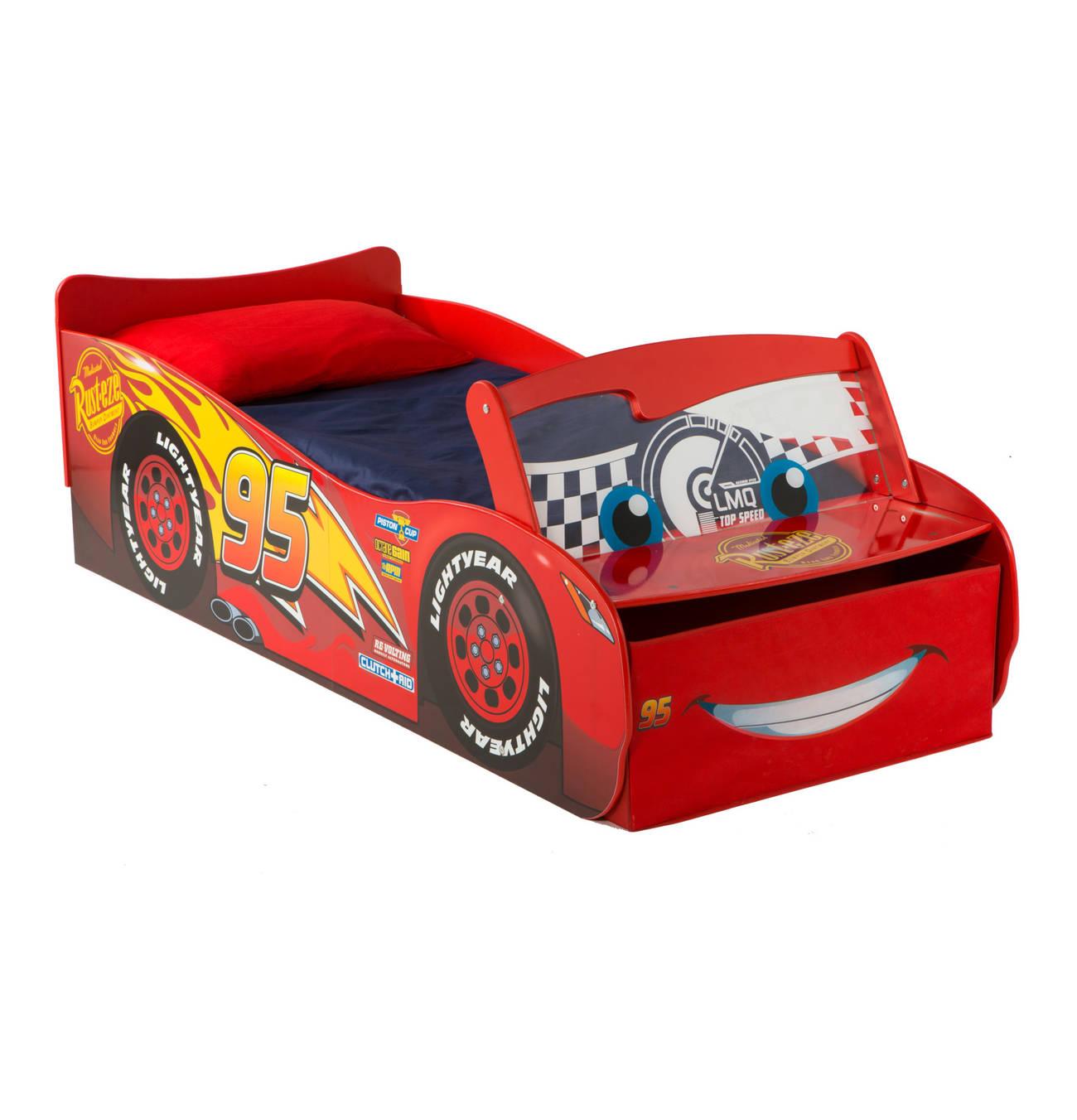 Worlds Apart Kinderbett De Luxe Cars 3 Mdf Kinderbett Betten
