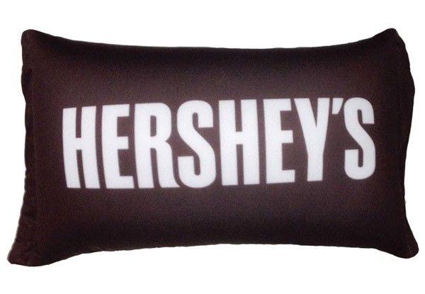 Hershey's Bar Candy Microbead Pillow - 1 Unit