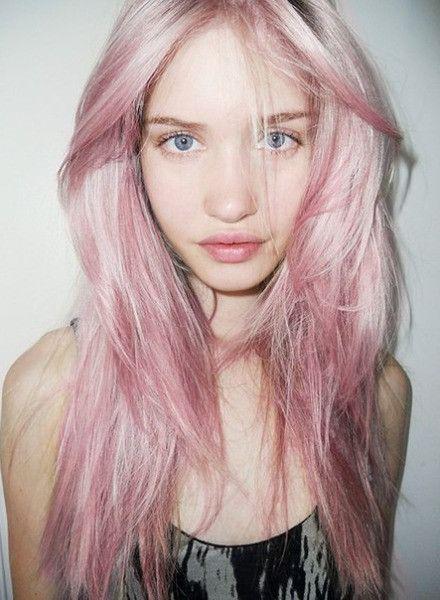 Pastel pink tape hair extensions hair pink hair pinterest pastel pink tape hair extensions hair pink pmusecretfo Gallery