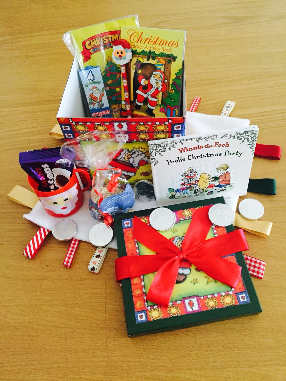 Toddler Christmas Eve Box From Busybox Wwwbusyboxorguk Santa