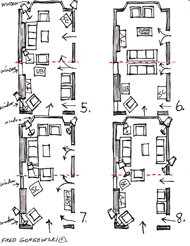 Arranging Furniture In A 12 Foot Wide By 24 Foot Long Living Room Long Living Room Narrow Living Room Living Room Furniture Layout
