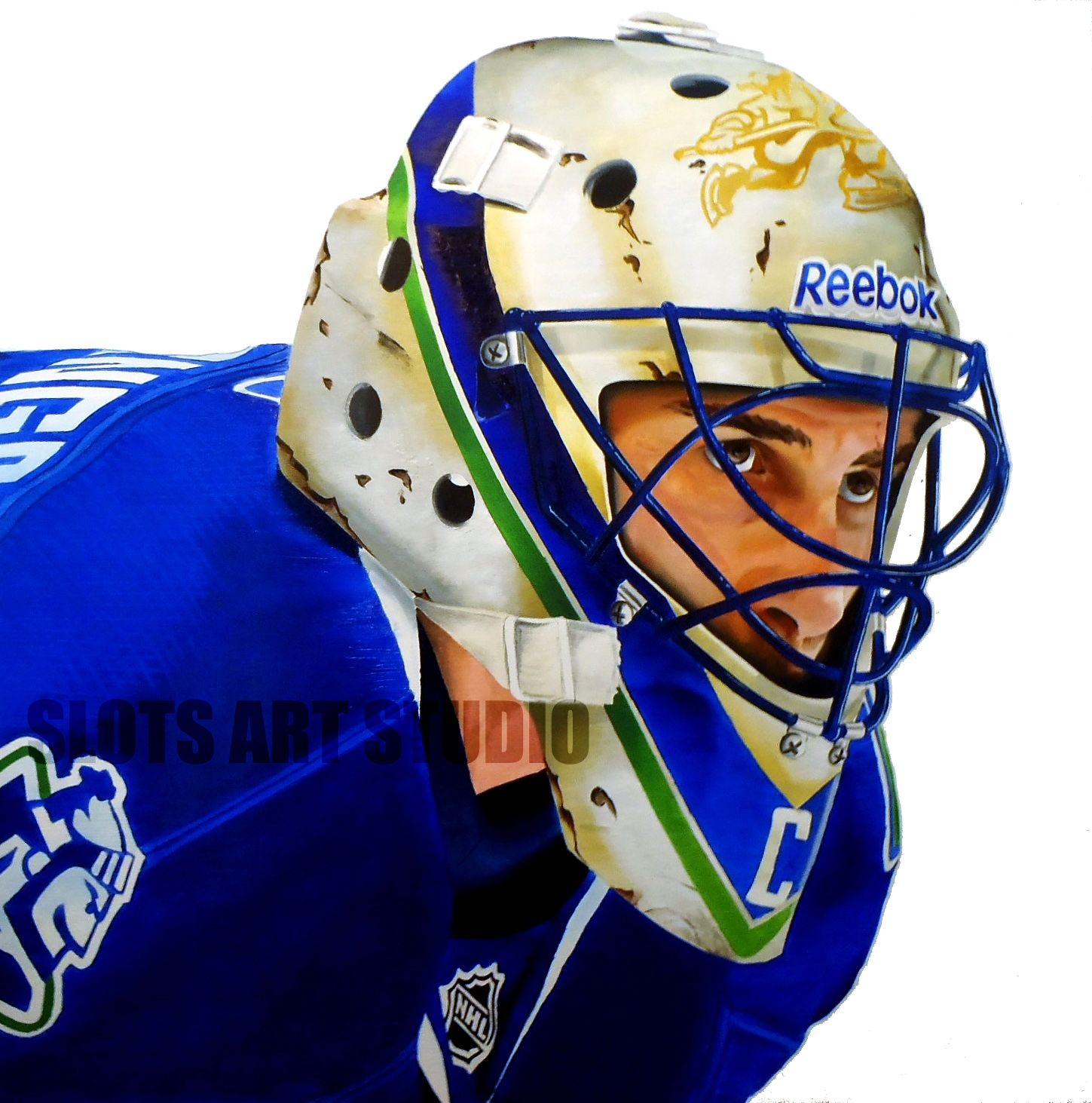 Captain Roberto Luongo A Huge Honour For A Goalie To Achieve It