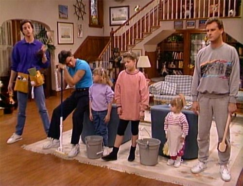 Pin On Full House Fuller House Laugh House