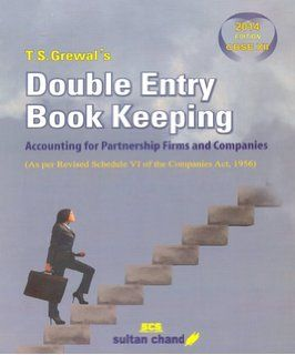 double entry bookkeeping ts grewal class 12 pdf free download