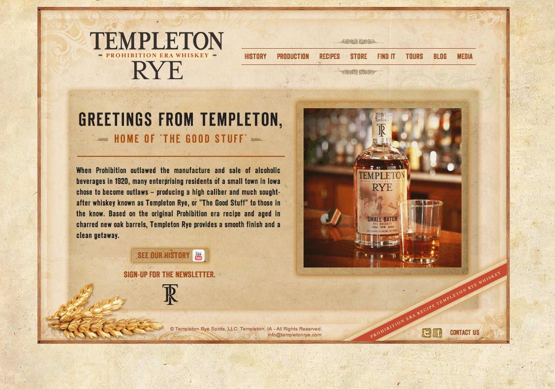 #alcohol #design #website