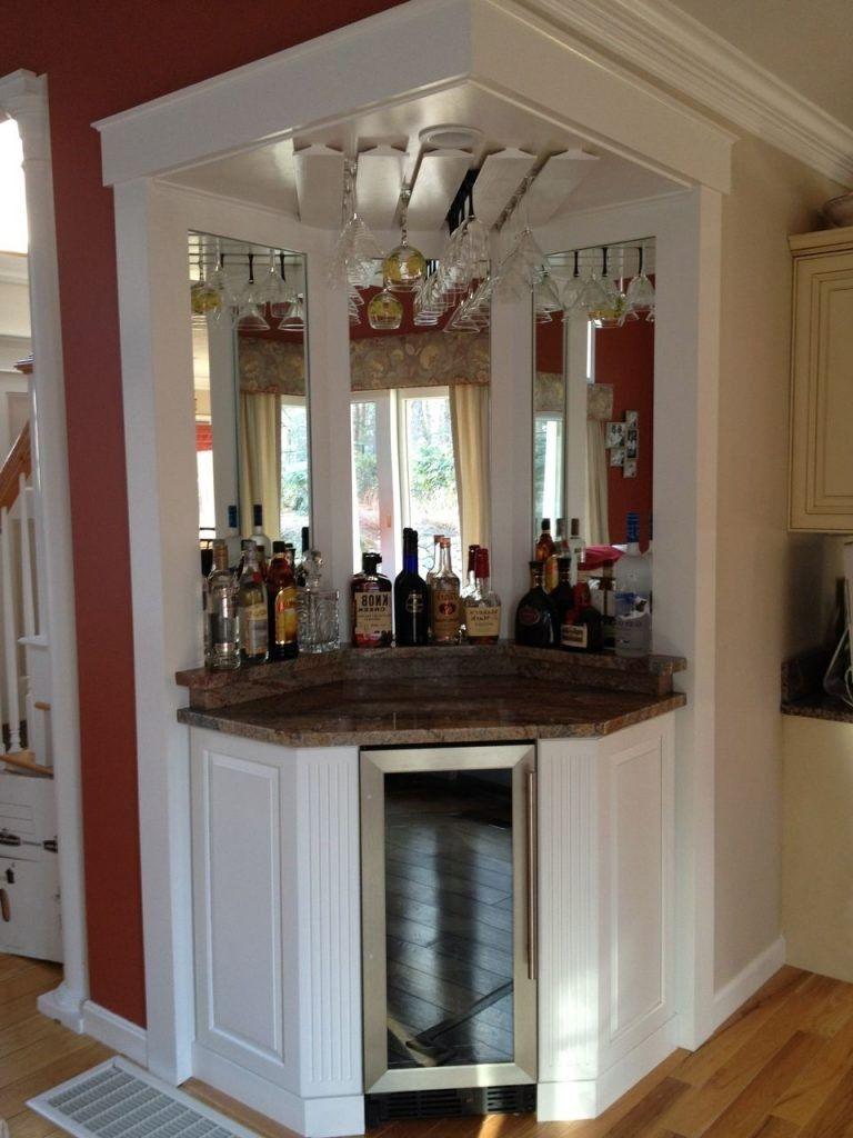 45 Amazing Corner Bar Cabinet Ideas For Coffee And Wine Places Corner Bar Corner Bar Cabinet Bar Cabinet
