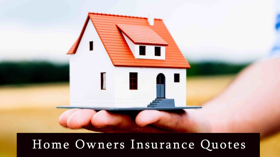 Advantage Of Instant Insurance Quotes And Home Owners Insurance