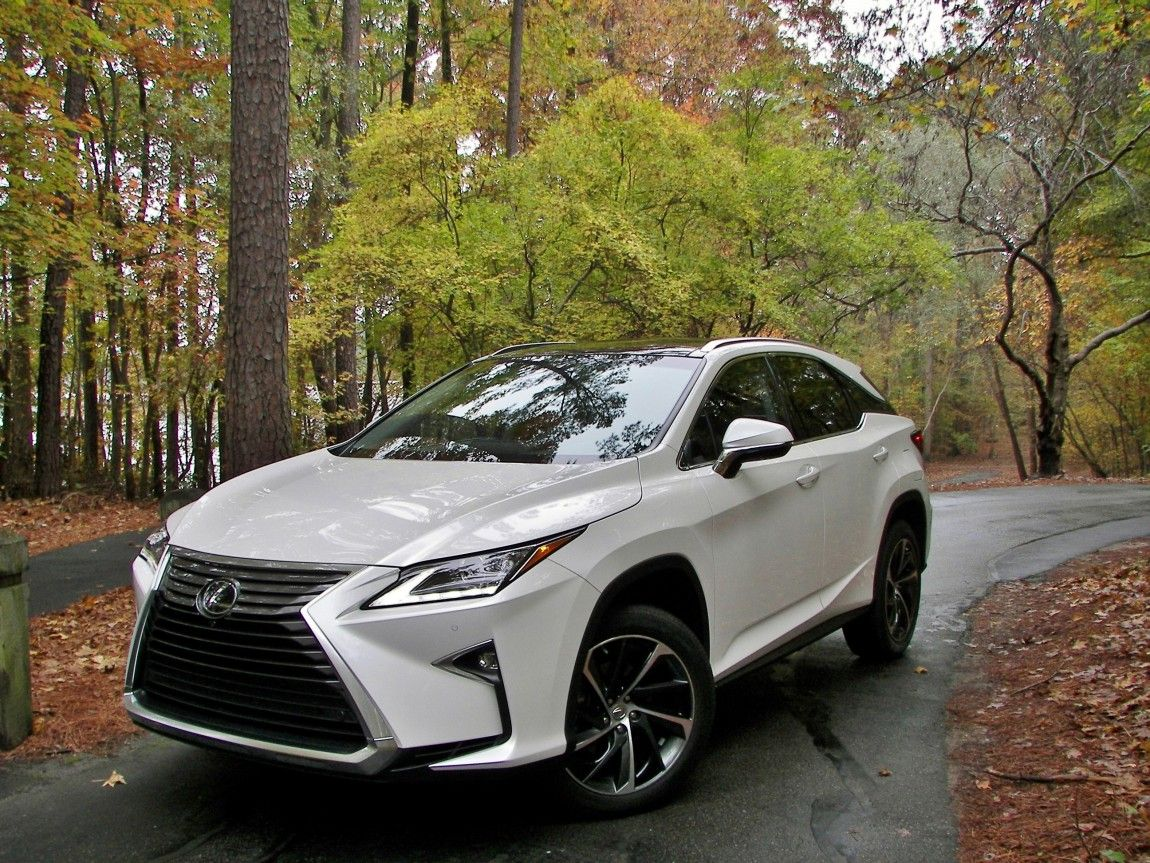 2016 Lexus RX 350, RX 450h Carolina Finer First Drive