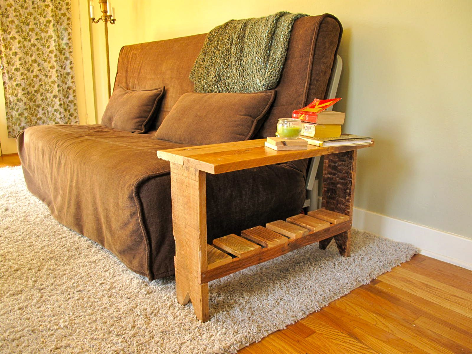 Mesa elaborada con estiba reciclada   DIY - HUM   Pinterest ...