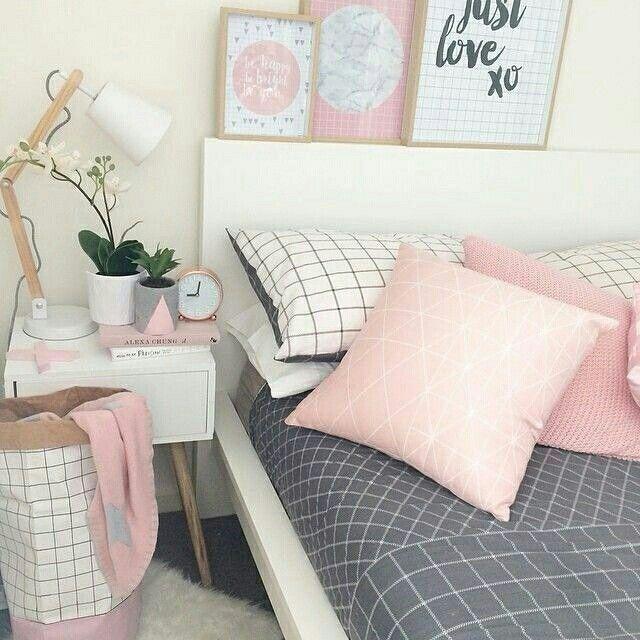 Pin By Blog Gosto Disto On Quartos Pastel Room Room Inspiration Bedroom Decor