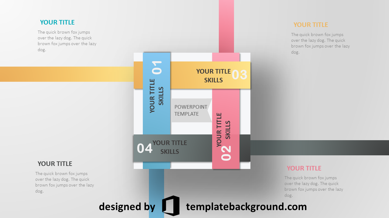 Template presentation indesign | Nice Template | Pinterest