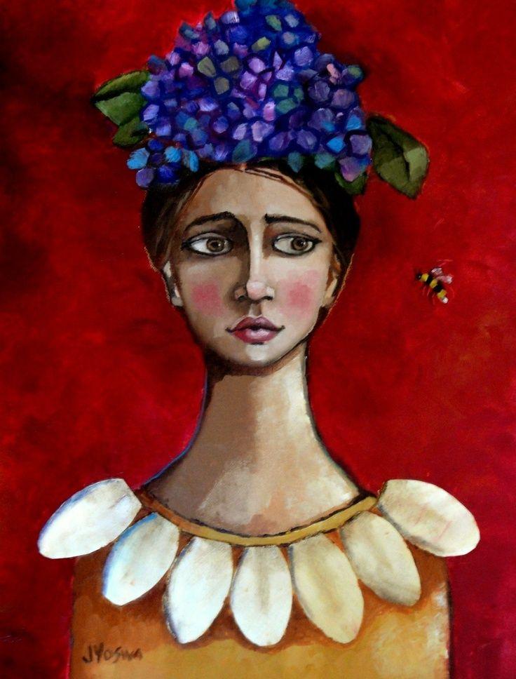 jennifer yoswa paintings - Buscar con Google