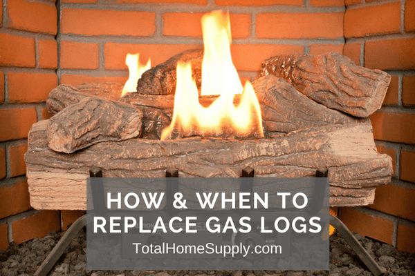 How Long Do Gas Logs Last How To Replace Gas Fireplace Logs Gas Fireplace Logs Gas Logs Fireplace Logs