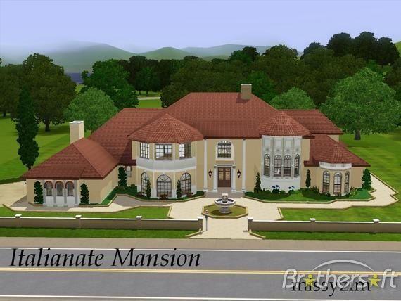 Home Sims 3 Sims House Design Sims 3 Houses Ideas Sims House