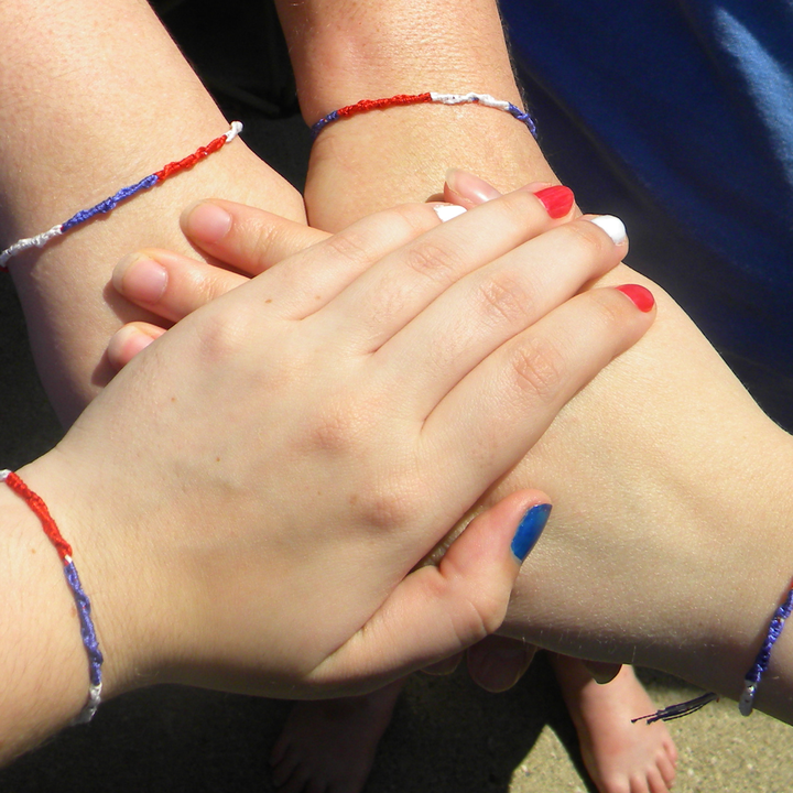 4th of July Braclet from Edon Family Cloaks for $0.93